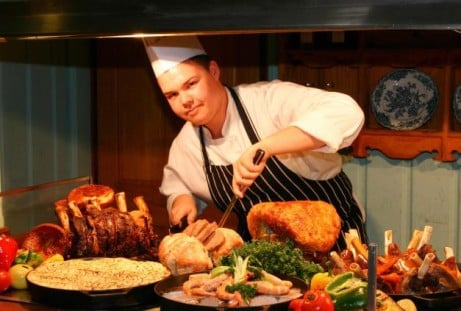 UNLIMITED EASTER SUNDAY CARVERY - from £13.95 per adult!