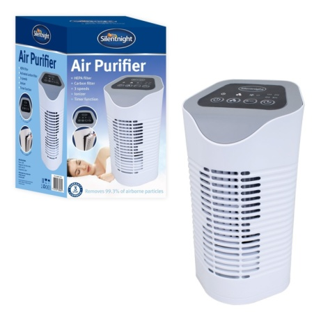 SAVE 20% on this Silentnight Air Purifier!