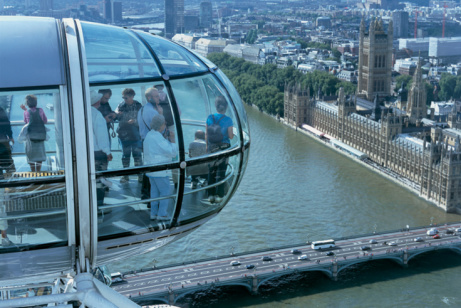 OVER 20% OFF The London Eye Experience!