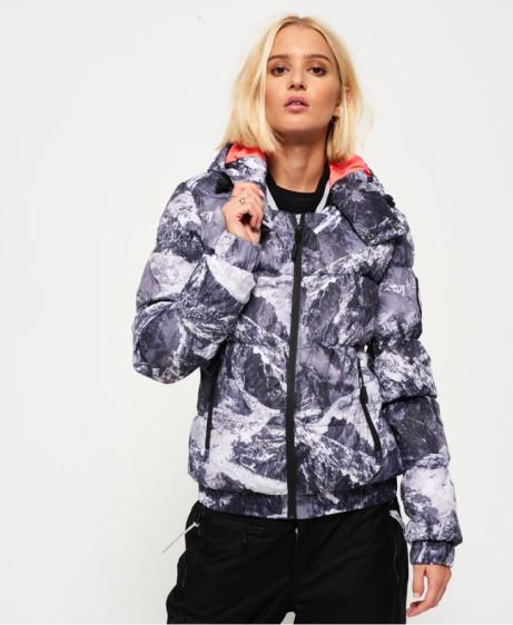 Mountain Bomber Jacket: Save £48.00!