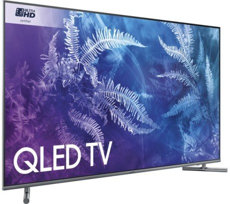 "SAVE £904 on SAMSUNG 55"" Smart 4K Ultra HD HDR QLED TV!"