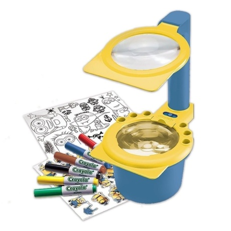 Crayola Minions Sketcher Projector - NOW ONLY £5!