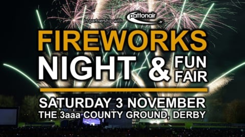 Fireworks Night & Fun Fair 🎆