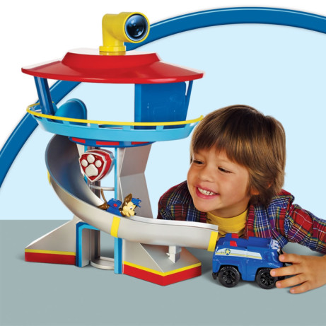 Save £8.00 on this PAW Patrol Lookout Playset with Chase and Vehicle