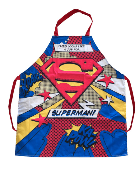 OVER 65% OFF this Superman Apron!