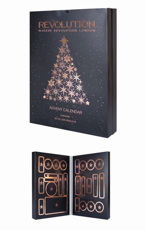 SAVE ON CHRISTMAS CALENDARS - Revolution Christmas Tree Calendar!