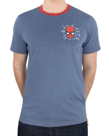 55% OFF Mens Spider-Man T-Shirt - NOW ONLY £5!