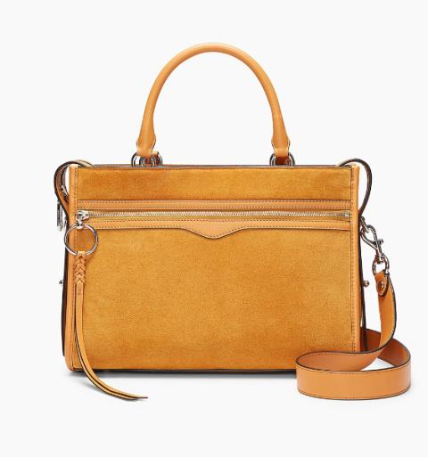 Shop our Bedford Zip Satchel Bag