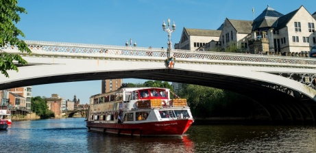 24% OFF River Cruise of York with Lunch for 2!