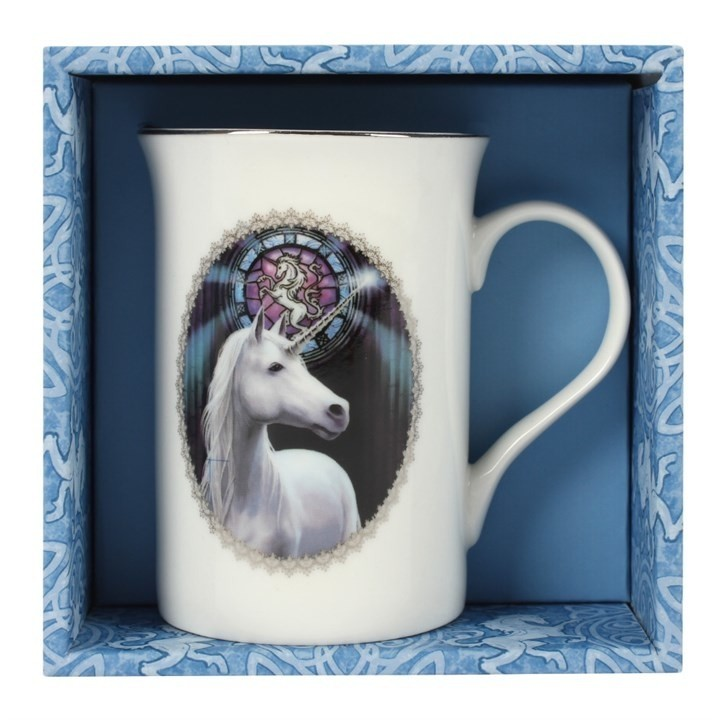 Anne Stokes official licensed bone china mug