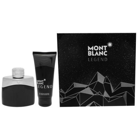 OVER 50% OFF - MONTBLANC Legend Gift Set!