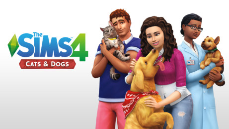 PC - The Sims 4 Cats and Dogs Expansion Pack £32.99!