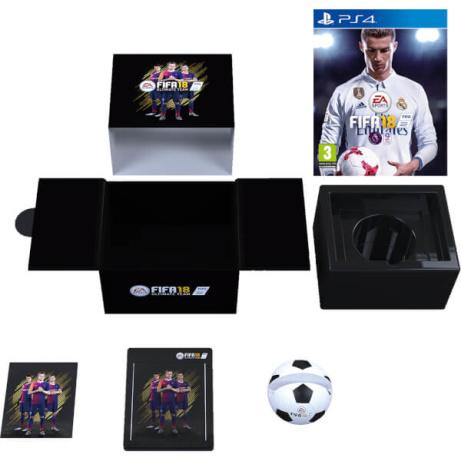 SAVE £30 on this FIFA 18 Zavvi Exclusive Fan Box !