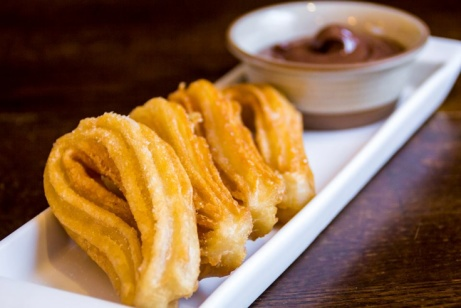 Order some Churros this Bank Holiday!
