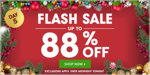 PERFECT FOR UNI - SAVE UP TO 88% ON CLEARANCE ITEMS!