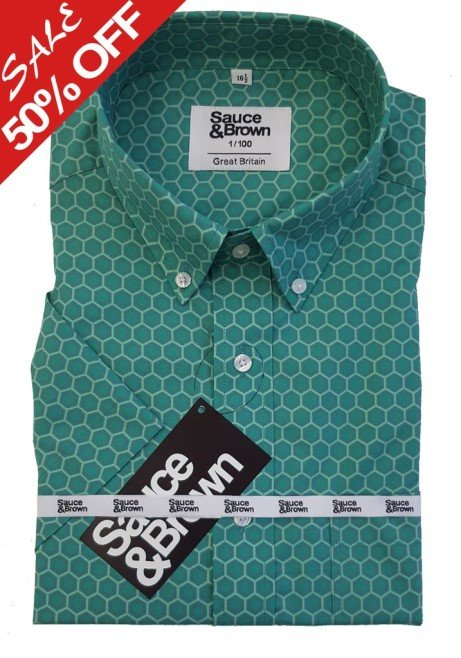 50% off this Small Hex Shirt