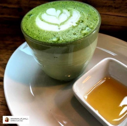 Which WIRED Matcha drink would you go for?