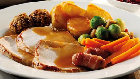 Sunday Roast - 2 FOR £12!