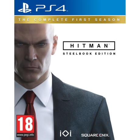Save £5 on Hitman: The Complete First Season