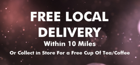 FREE Local Delivery Within 10 Miles!