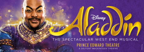 Show Extension - Disney's Aladdin - TICKETS FROM £25