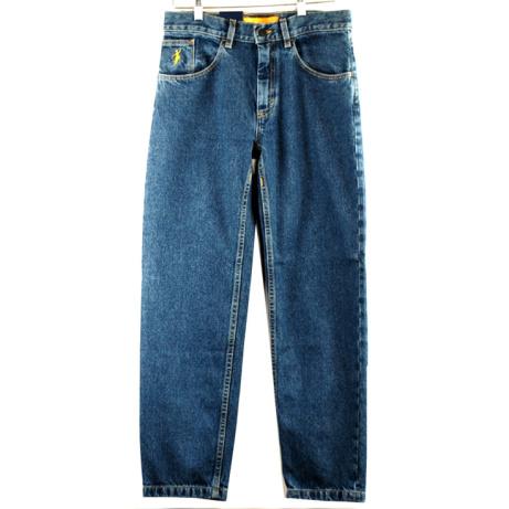 Polar Skate Co 90s Jeans Dark Blue - £60.00!
