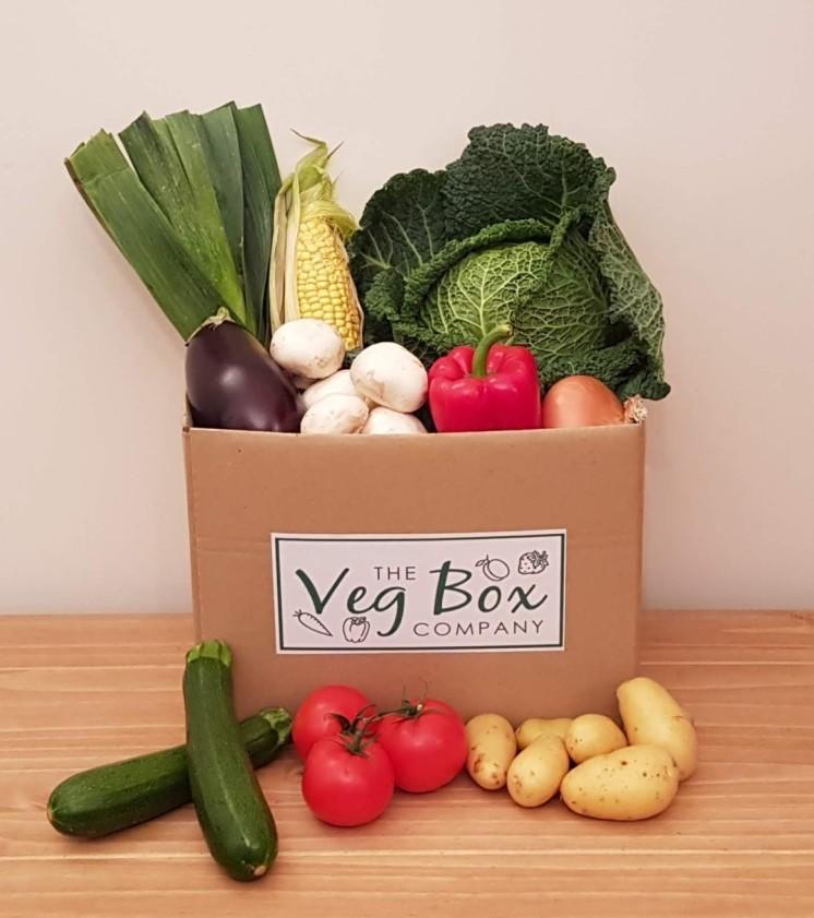 The Medium Veg Box - £21.00!