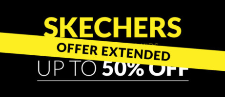 SKETCHERS SALE! - Up to 50% OFF!