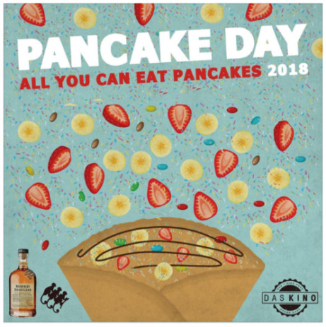 ALL-YOU-CAN-EAT PANCAKES 5 - 10 pm!