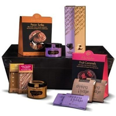 Sharing Fudge Hamper, a selection of our finest indulgent treats - £40.00
