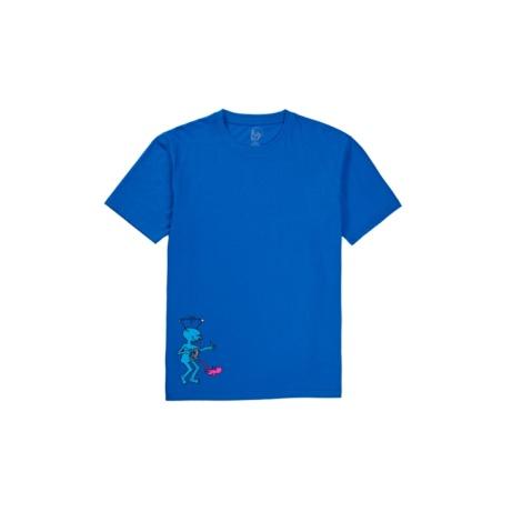 Polar Skate Co TV Kid Tee Royal Blue - £30.00!