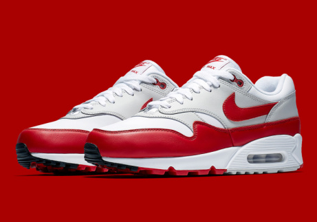 NEW LAUNCH - Nike Air Max 90/1 'Sport Red' from 05/06/2018!