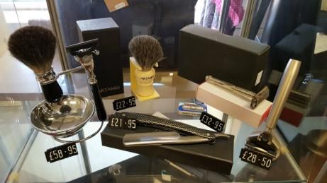 Quality shaving items