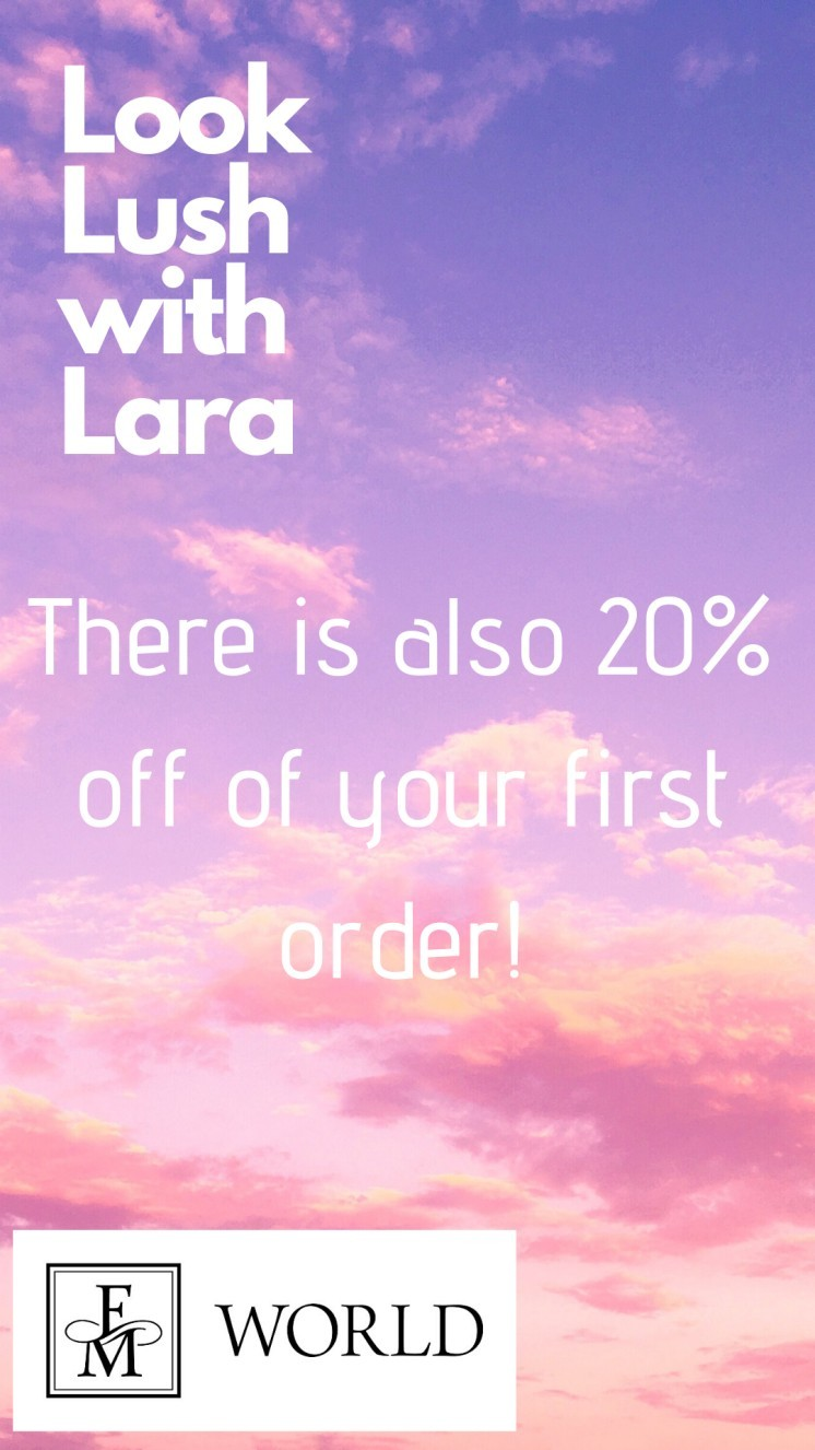 20% off of your first order
