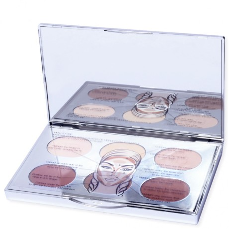 Best Selling: TAYLA - BLUE CONTOUR KIT £30.00!