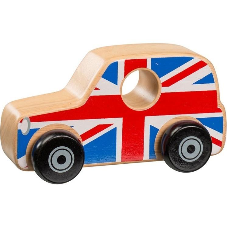 Beautifully handcrafted Lanka Kade Union Jack Taxi: £8.75!