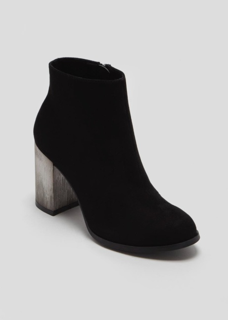 SAVE 38% on Statement Block Heel Ankle Boots!