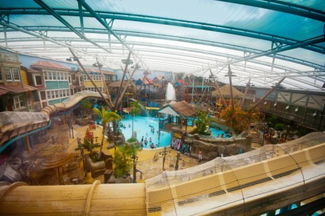 Enjoy a Waterpark Escape from £169!