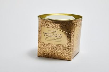 WIN - Handmade Cornish Sea Salt Caramel Fudge