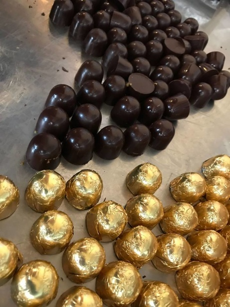 Need Monday Motivation. Treat yourself to our caramel pralines!