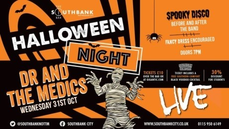 Who's excited for Halloween? We've got an exciting event for you to look forwards too!