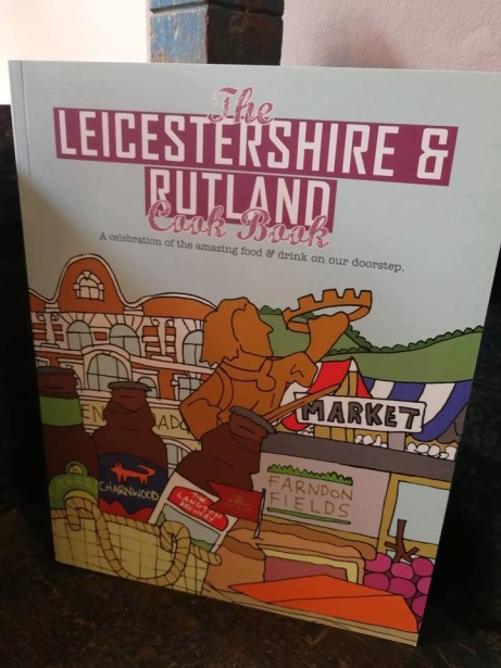 Not long until Father's Day! Treat him to a unique gift! The Leicestershire & Rutland cookbook