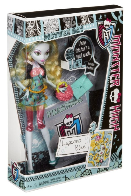 Monster High Lagoona Blue Picture Day doll - NOW £4 Off