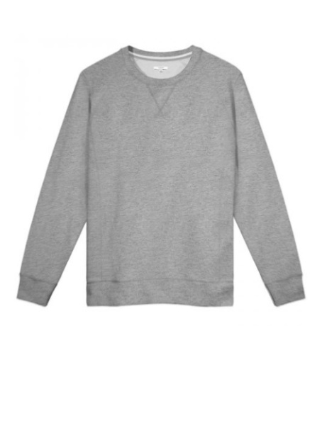 A.O. CMS Crewneck Sweater – Grey Melange: £47.90