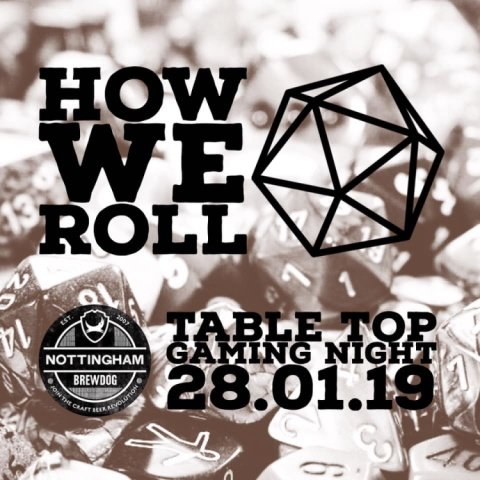 The next instalment if how to roll is locked in for Monday 28th January!