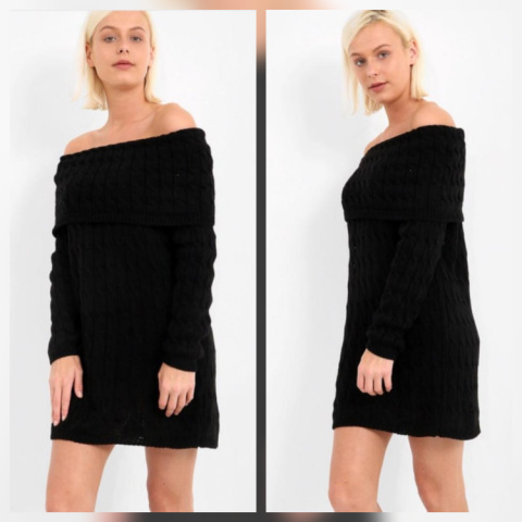 Jumper  dresses are in
