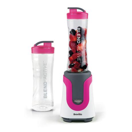 SAVE 40% OFF Breville - Pink 'Blend Active' blender and smoothie maker!