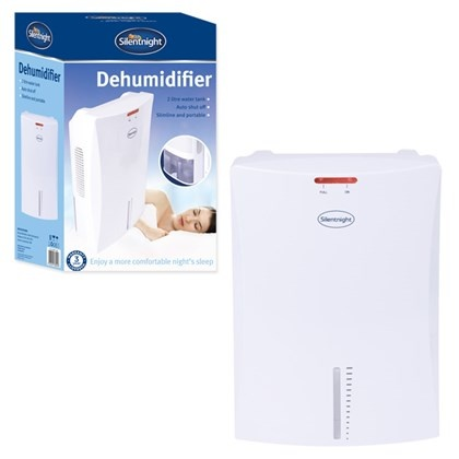 20% OFF - Silentnight Thermoelectric Dehumidifier!