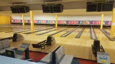 Unlimited Bowling for £7 per person from 8pm to 11pm