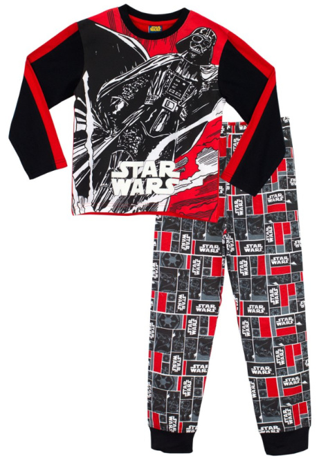 OVER 20% OFF - Star Wars Pyjamas - Glow in the Dark Darth Vader!